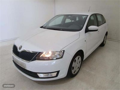 used Skoda Rapid 1.6 TDI CR 105cv Ambition Green TEC