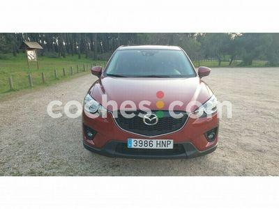 usado Mazda CX-5 Cx-52.2de Luxury + Nav. 4wd 175 Aut. 175 cv en Madrid
