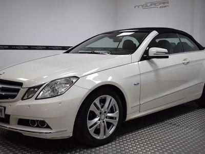 usado Mercedes 200 Clase E CabrioCGI BE 7G Plus