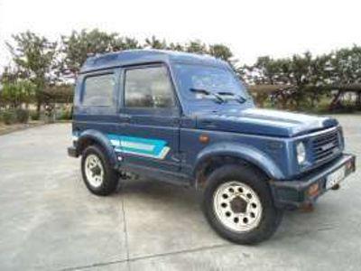 usado Suzuki Samurai Gasolina