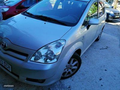 usado Toyota Corolla Verso 1.8 VVTi Sol
