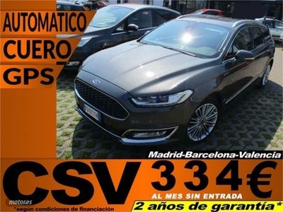 usado Ford Mondeo 2.0 TDCi 180CV Vignale SportBreak