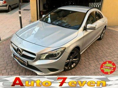 usado Mercedes CLA220 CLACDI Aut.