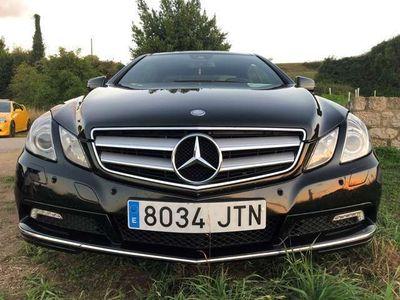 usado Mercedes E250 Coupé CGI BE Aut.