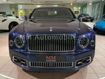 usado Bentley Mulsanne Speed *FRIDGE/ENTERTAINMENT*