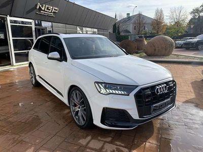 usado Audi SQ7 SQ7TDI quattro tiptronic