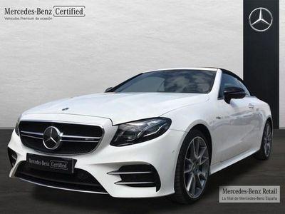 usado Mercedes E53 AMG AMG 4M CABRIO
