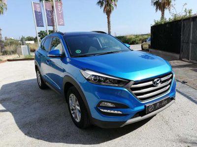 usado Hyundai Tucson 1.6 TGDI Link Sky 4x2 176