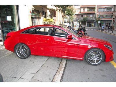 usado Mercedes E350 Coupé CDI 7G-Plus AMG x 2 LED PANORAMA NAVI
