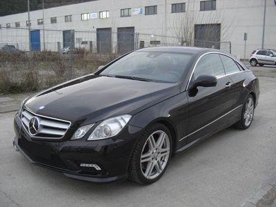 usado Mercedes E500 Coupé Prime Edition Aut. AMG
