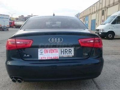 usado Audi A6 2.0 Tdi Multitronic Advanced Edition 4p. -13