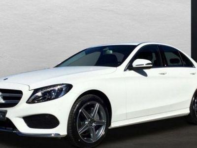 brugt Mercedes C220 ClaseD