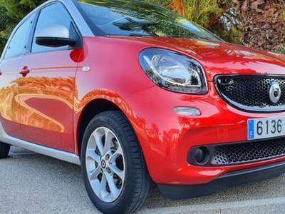 usado Smart ForFour 66 Passion cabrio