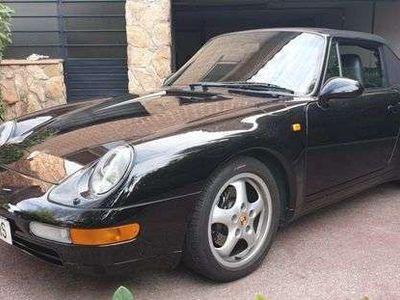 usado Porsche 911 Descapotable Automático de 2 Puertas