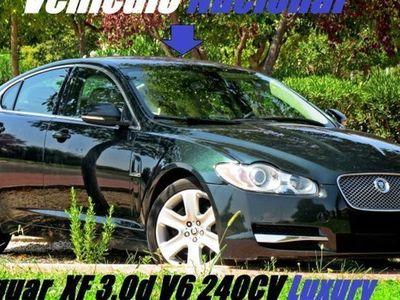 usado Jaguar XF 3.0 V6 Diesel Premium Luxury