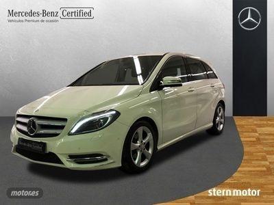 brugt Mercedes B180 CDI BE 7G-DCT (4.75)