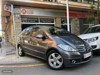 second-hand Mercedes A200 Clase ATurbo Avantgarde