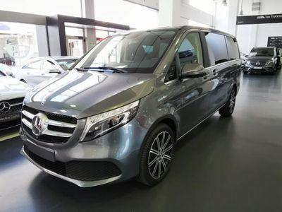 usado Mercedes V250 AVANTGARDE,MODELO NUEVO, 8 PL, CAMARA 360º