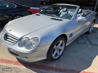 second-hand Mercedes SL500 SL