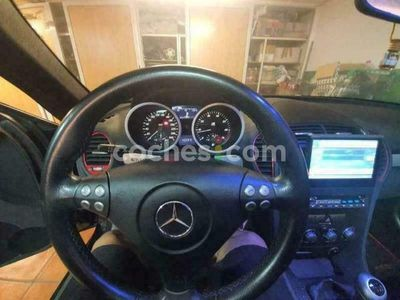 usado Mercedes SLK350 Clase Slk272 cv en Cantabria