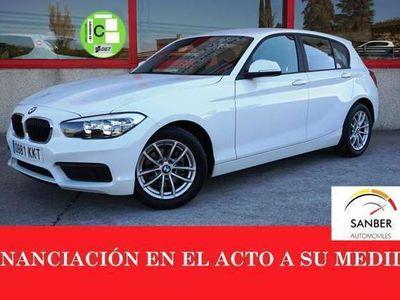 usado BMW 116 Serie 1 109CV F20 5 Puertas Gasolina.