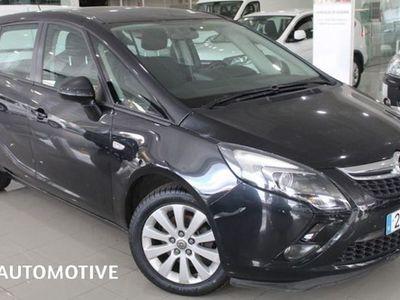 gebraucht Opel Zafira Diesel de 5 Puertas