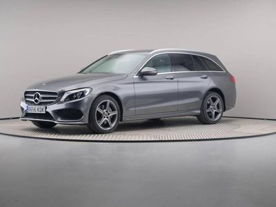 usado Mercedes 220 C-Klasse Estate9G-Tronic