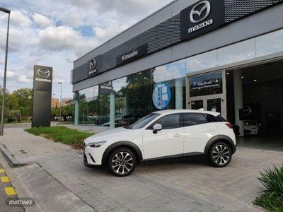 usado Mazda CX-3 2.0 G 89kW 121CV 2WD Evolution