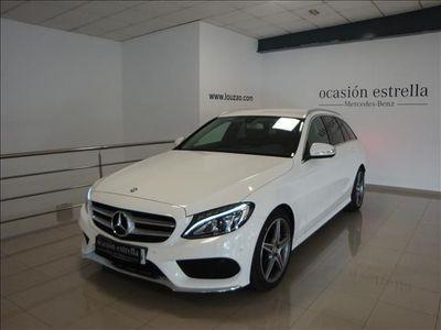usado Mercedes 220 Clase C C EstateBlueTEC 7G Plus (4.75)