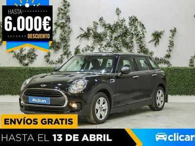 usado Mini One D Clubman 116 cv