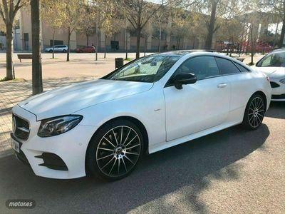 usado Mercedes E400 Clase E Coupe4MATIC