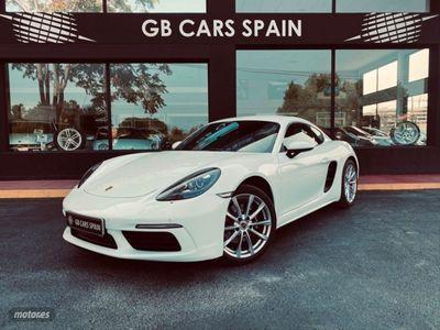usado Porsche 718 Cayman