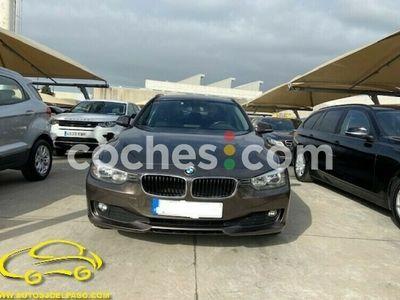usado BMW 318 Serie 3 d Touring (0.0) 143 cv en Malaga
