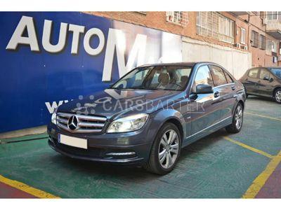usado Mercedes C350 C 350CDI Blue Efficiency Avantgarde 4Matic 170 kW (231 CV) 4p