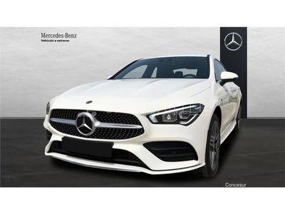usado Mercedes CLA250e CLA 250160 kW (218 CV) 4p