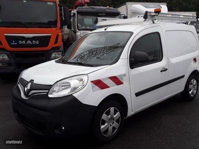 usado Renault Kangoo Profesional Compact dCi 66 kW 90 CV