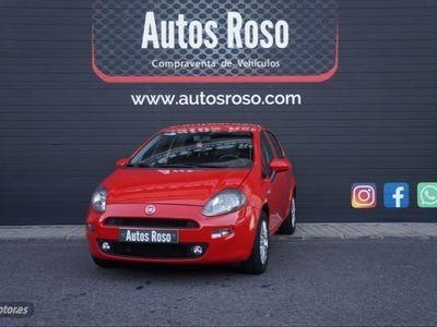 usado Fiat Punto 1.2 8v Easy 51kW 69CV SS Gasolina