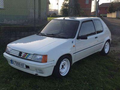 usado Peugeot 205 1.3 Rallye