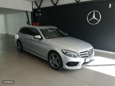 used Mercedes C220 Clase CEstate BlueTEC / d Estate AMG Line