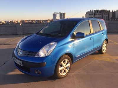 brugt Nissan Note 1.4 Visia - 12 MESES DE GARANTIA - NO FUMADOR