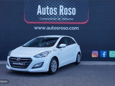used Hyundai i30 1.4 Tecno