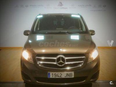 usado Mercedes V220 ClaseCdi Clase V Largo 4p. -16