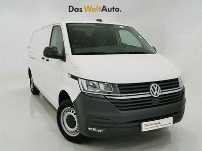 usado VW Transporter Furgón 2.0TDI BMT Larga 81kW