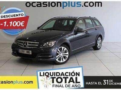 usado Mercedes C220 CDI Estate BE Avantgarde Eco Edition