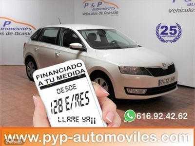 usado Skoda Rapid 1.6 TDI CR 105cv Ambition