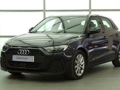 usado Audi A1 Sportback Advanced 30 TFSI 85 kW (116 CV) Gasolina Gris matriculado el 03/2019