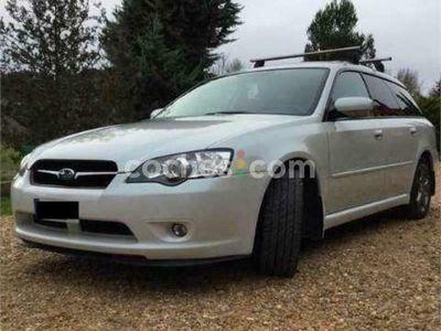 usado Subaru Legacy Sw 2.0r Se 165 cv en Valladolid