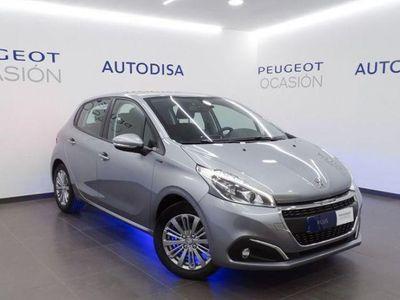 usado Peugeot 208 1.2 PureTech S&S Signature 82