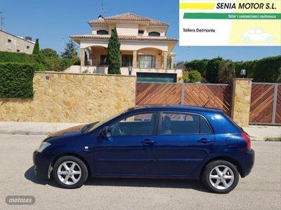 usado Toyota Corolla 1.6 VVTi Linea Sol