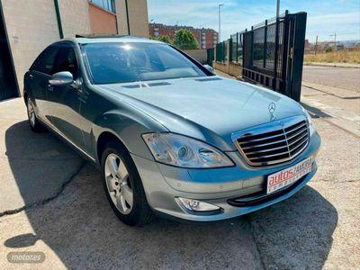 usado Mercedes S500L Clase S